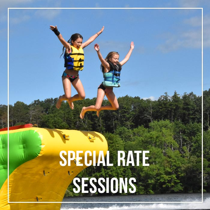 special rate sessions