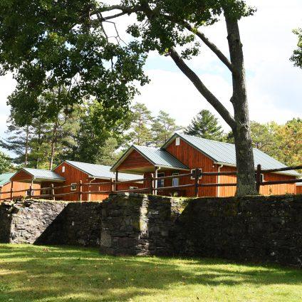 cabins at trout lake