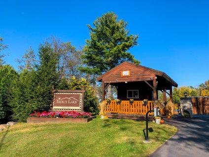 Trout Lake facilities
