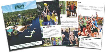summer camp brochures