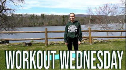Workout Wednesday with Mariah